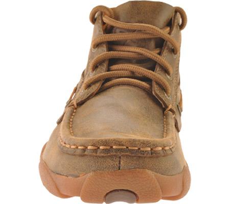 Men's Twisted X MDM0007, Bomber Leather, large, image 4