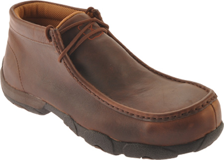 Men's Twisted X MDMCT01, Oiled Brown Leather, large, image 1