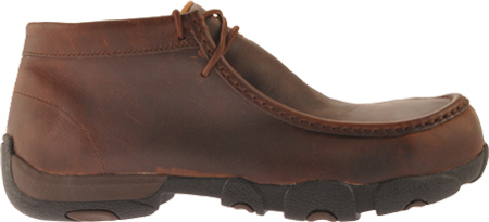 Men's Twisted X MDMCT01, Oiled Brown Leather, large, image 2