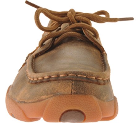 Men's Twisted X MDM0009, Bomber Leather, large, image 4