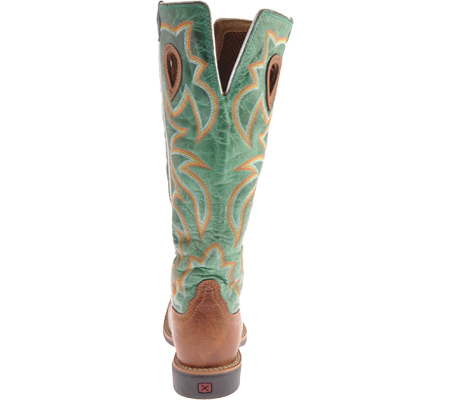 Children's Twisted X YBK0005, Cognac/Turquoise Leather, large, image 5