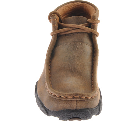 Children's Twisted X CDM0001, Bomber Leather, large, image 4