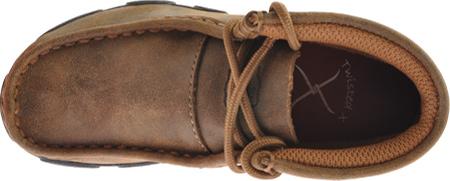 Children's Twisted X CDM0001, Bomber Leather, large, image 6