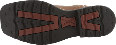Men's Twisted X MLCCW01, Distressed Latigo/Red Leather, large, image 6