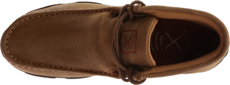 Women's Twisted X WDMW001 Waterproof Tall Driving Moc, Distressed Saddle Leather, large, image 5