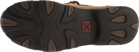 Women's Twisted X WDMW001 Waterproof Tall Driving Moc, Distressed Saddle Leather, large, image 6