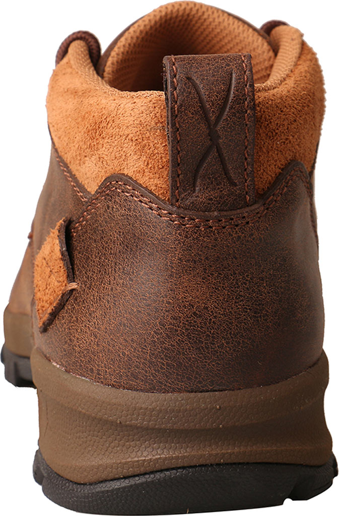 Women's Twisted X WHK0001 Hiking Shoe, Brown Leather, large, image 4