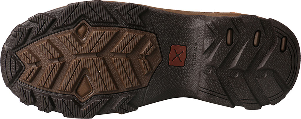 Women's Twisted X WHK0001 Hiking Shoe, Brown Leather, large, image 5