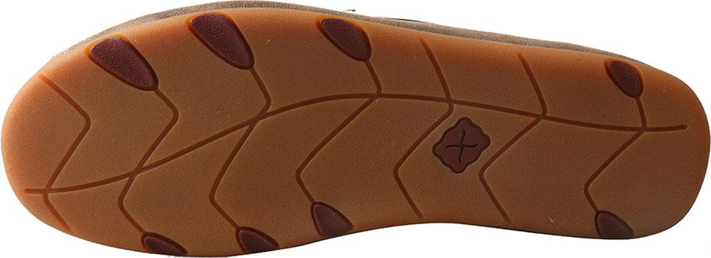 Men's Twisted X MSR0001 Moccasin Slipper, Bomber Leather, large, image 6