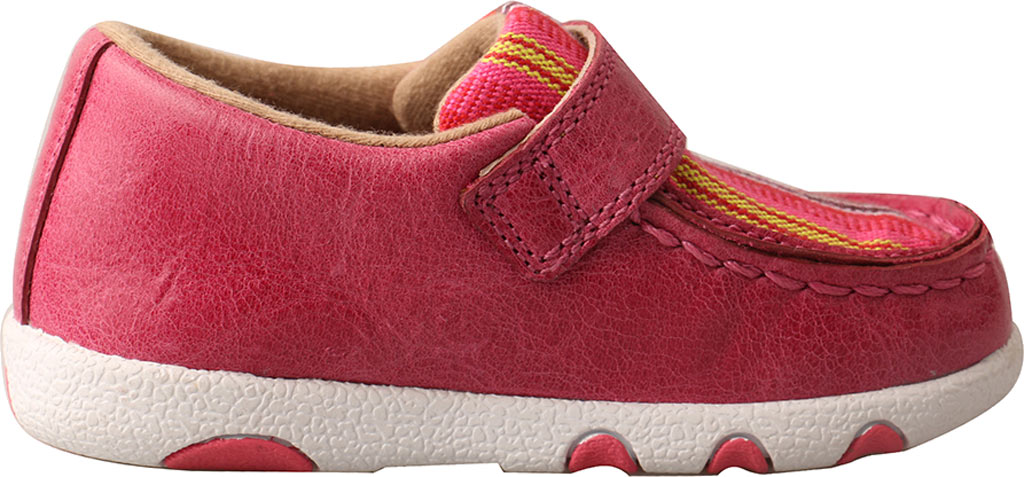 Infant Twisted X ICA0003 Casual Sneaker, Pink/Multi Leather/Canvas, large, image 2