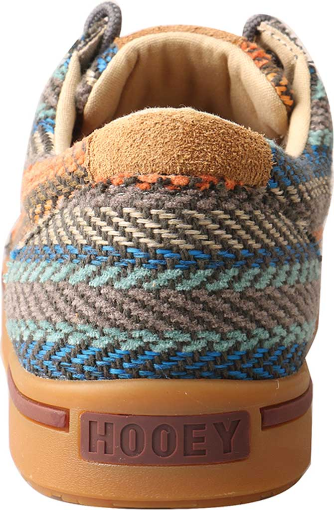 Men's Twisted X MHYC012 Hooey Moc, Multi Pattern Canvas, large, image 5