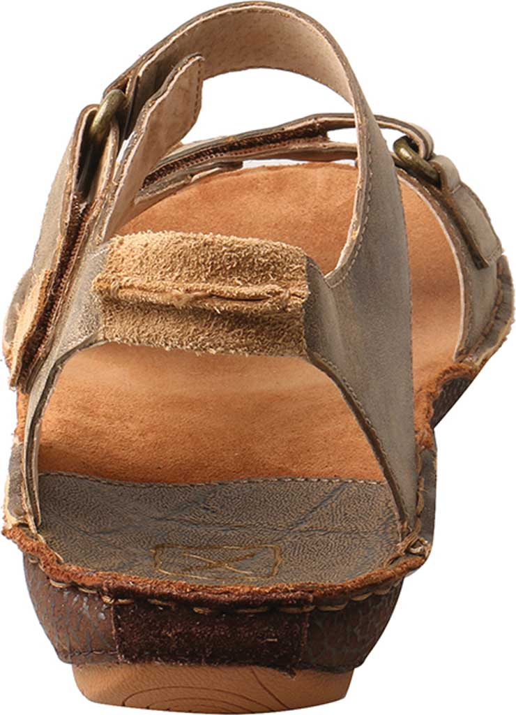 Men's Twisted X MLW0001 Leather Wrap Sandal, Bomber Leather, large, image 5