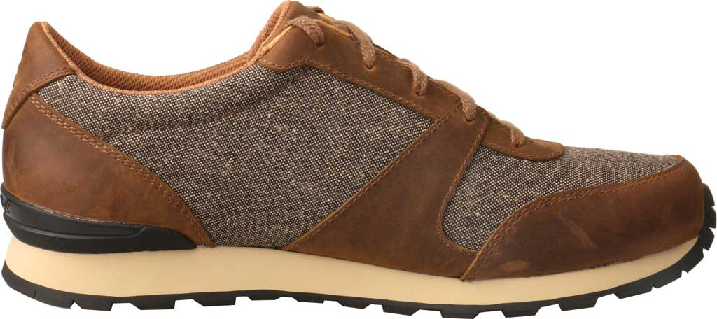 Men's Twisted X MHWA001 Hooey Sneaker, Tan/Dust Leather, large, image 2