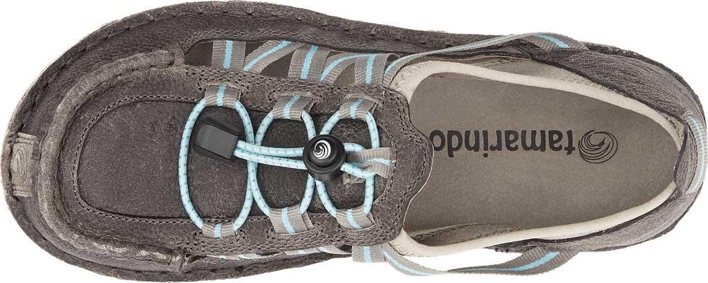 Women's Tamarindo Mangrove Water Shoe, Pebble/Sky Full Grain Leather, large, image 3