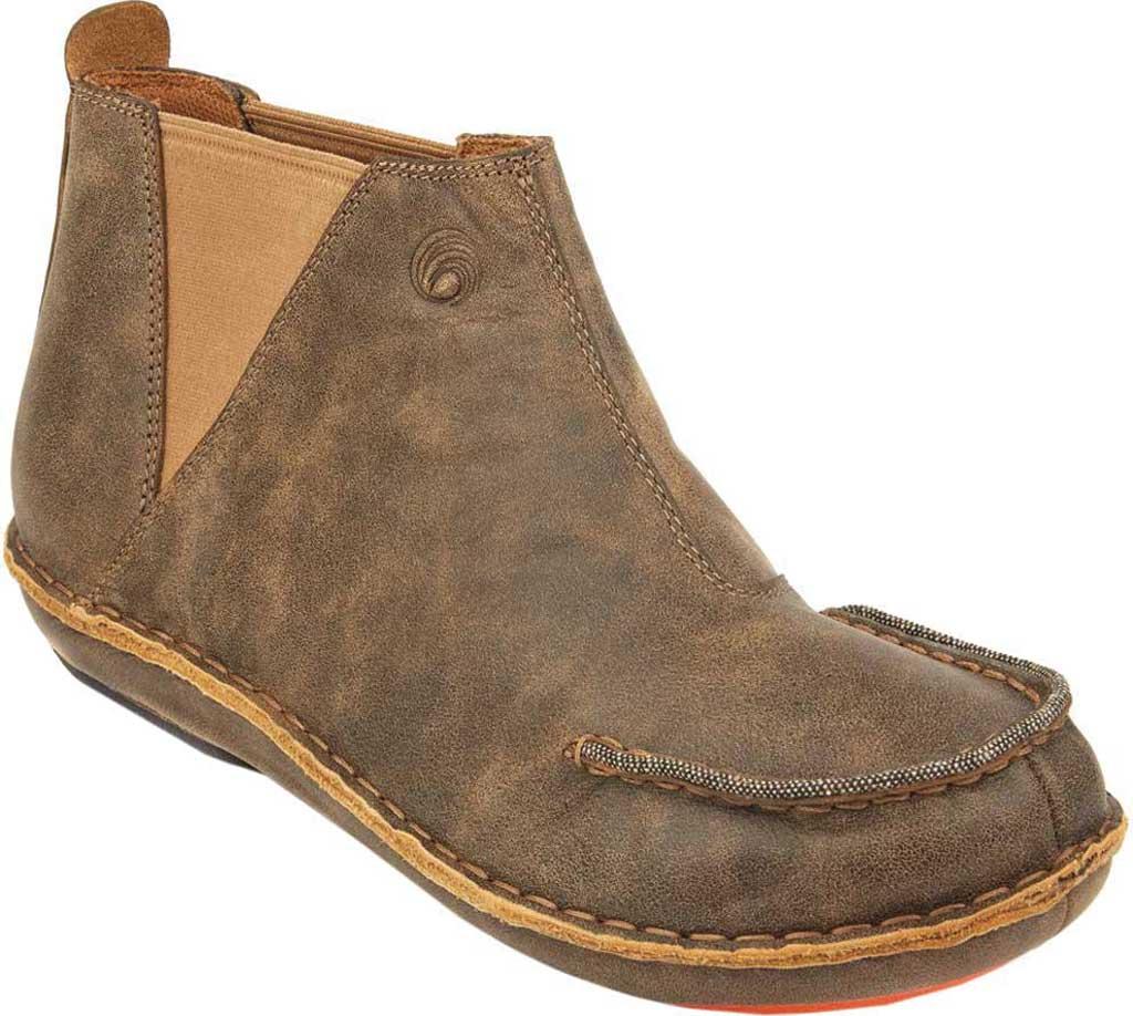 Men's Tamarindo Seafarer Chelsea Boot, Sand Full Grain Leather, large, image 1