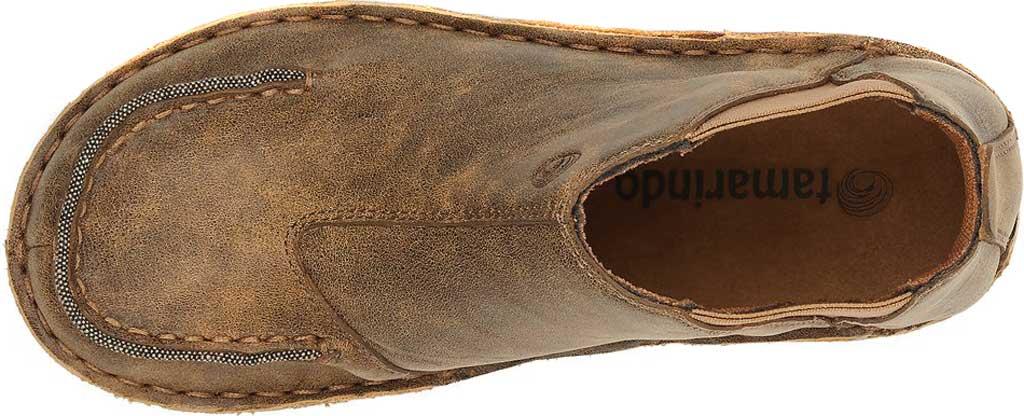 Men's Tamarindo Seafarer Chelsea Boot, Sand Full Grain Leather, large, image 3
