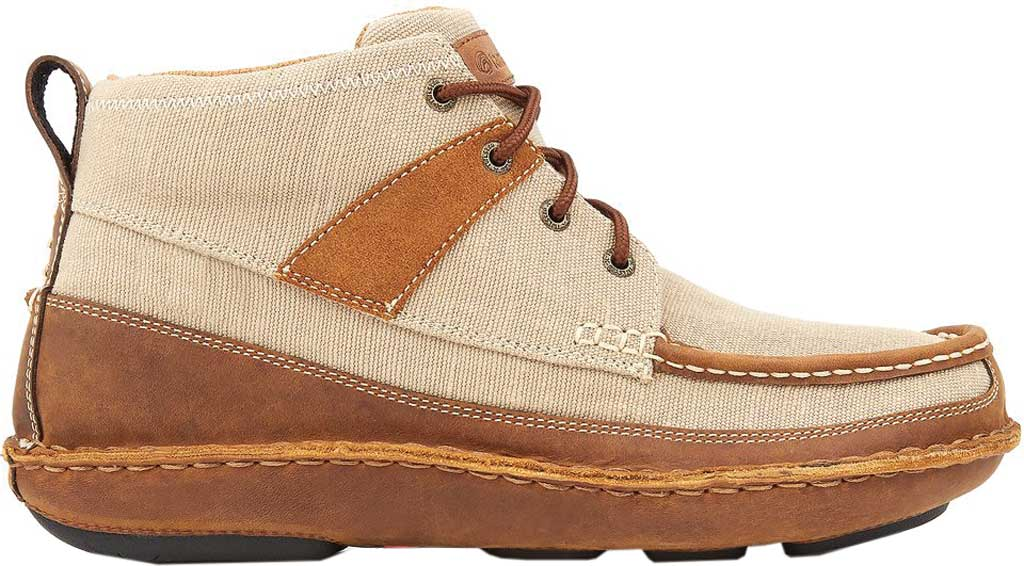 Men's Tamarindo Canopy Boot, Suntan/Shell Eco-TWX Canvas/Full Grain Leather, large, image 2
