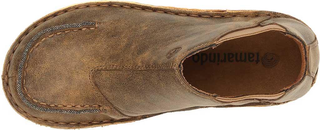 Women's Tamarindo Seafarer Chelsea Boot, Sand Full Grain Leather, large, image 3