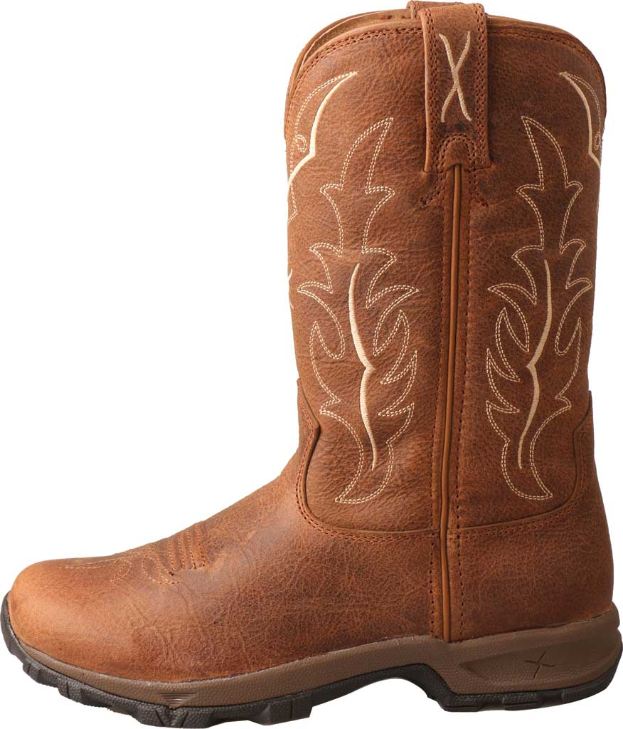 Women's Twisted X WHKB002 Hiker Cowgirl Boot, Rust Leather, large, image 2