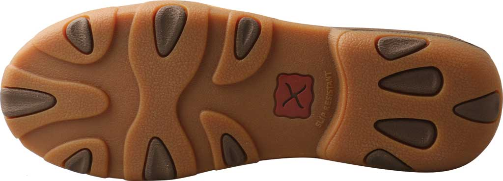Women's Twisted X WDM0122 Driving Moc, Wine Leather, large, image 4