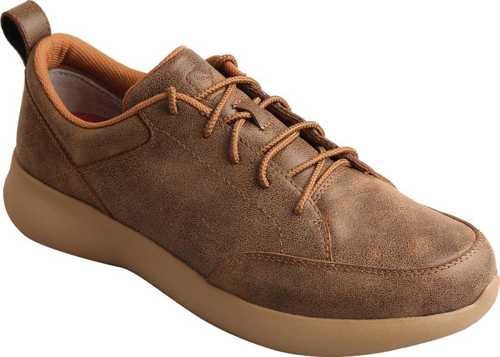 Men's Twisted X MRV0003 EVA12R Sneaker, Bomber Leather, large, image 1