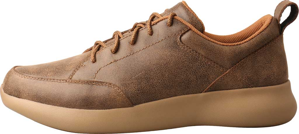 Men's Twisted X MRV0003 EVA12R Sneaker, Bomber Leather, large, image 2