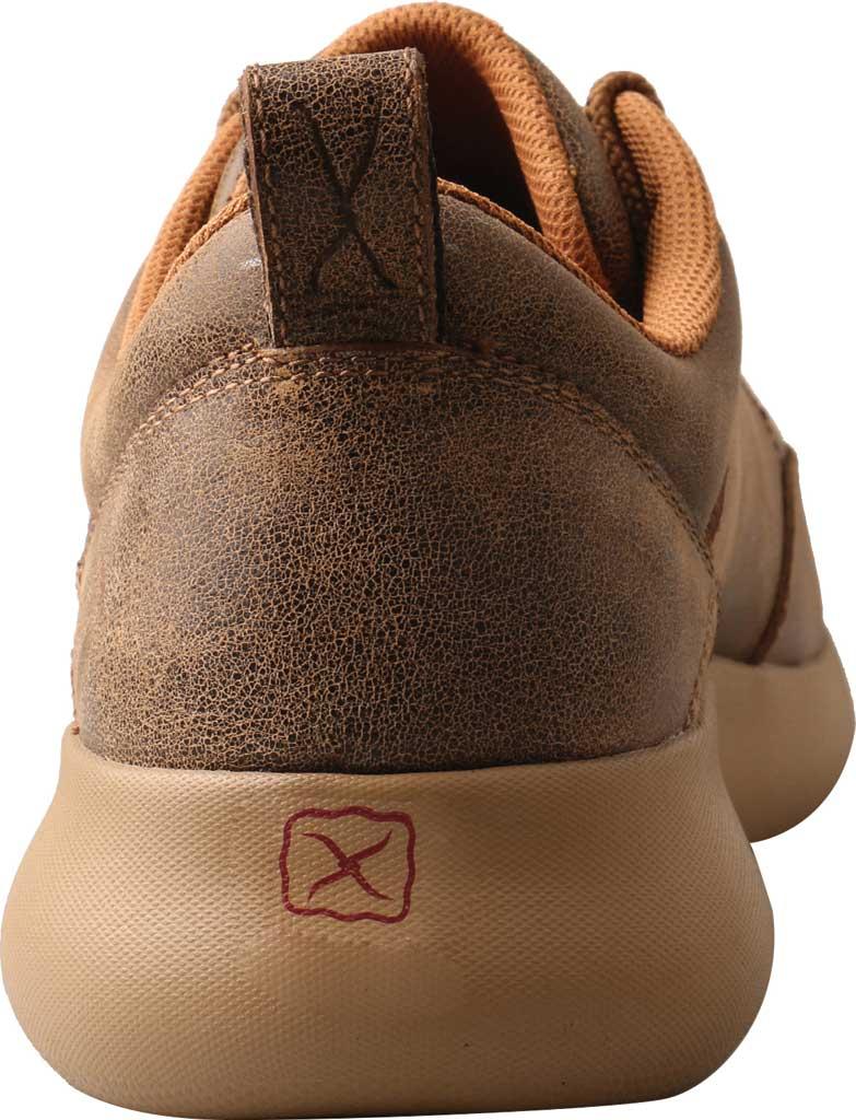 Men's Twisted X MRV0003 EVA12R Sneaker, Bomber Leather, large, image 3