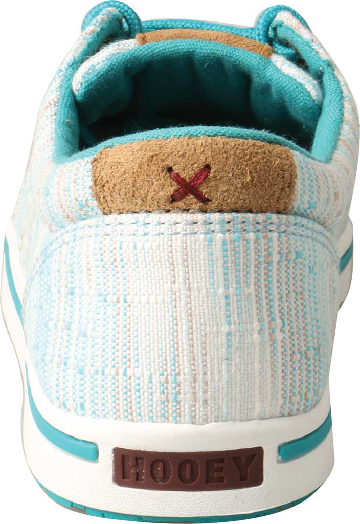 Children's Twisted X YHYC005 Hooey Sneaker, Blue/Multi Fabric, large, image 3