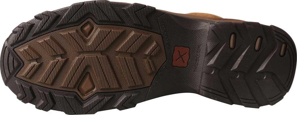 Men's Twisted X MHKWC03 Waterproof Composite Toe Boot, Dark Brown Leather, large, image 4