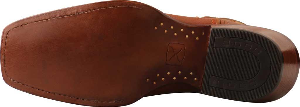 "Women's Twisted X WBKL008 16"" Buckaroo Knee High Cowgirl Boot, Saddle/Hazel Full Grain Leather, large, image 5"