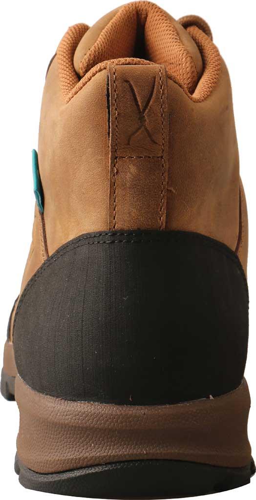 "Men's Twisted X MHKW006 6"" Waterproof Hiker Boot, Tan Full Grain Leather, large, image 4"