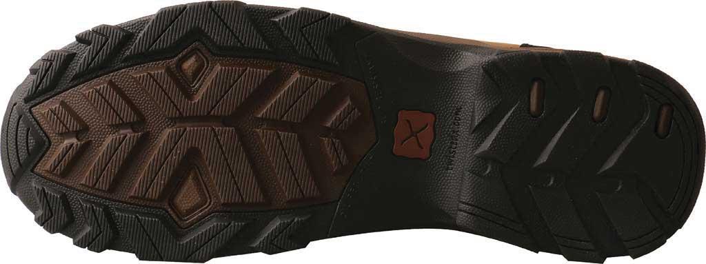"Men's Twisted X MHKW006 6"" Waterproof Hiker Boot, Tan Full Grain Leather, large, image 5"
