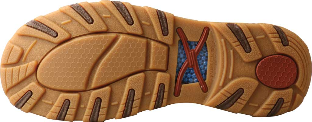 """Men's Twisted X MXCG001 4"""" Double Gore Driving Moc, Bomber Full Grain Leather, large, image 5"""