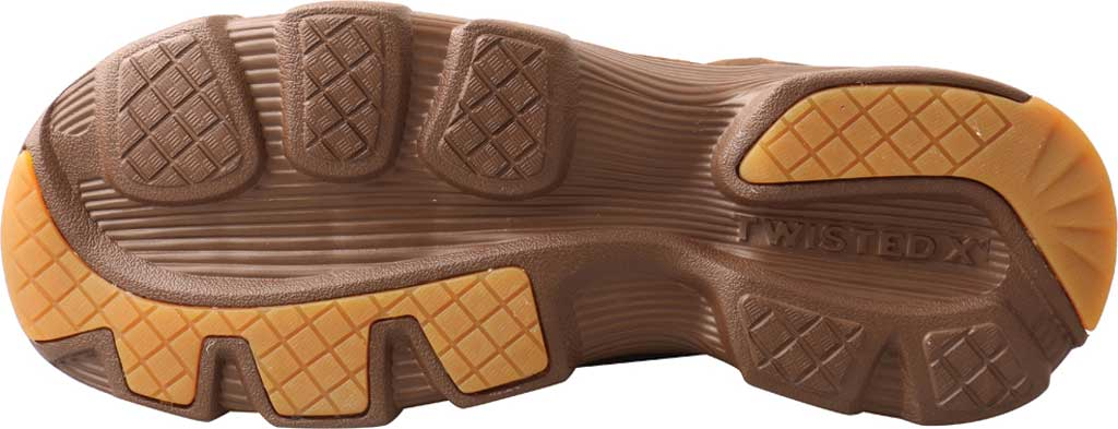 """Men's Twisted X MIE0002 4"""" Crossover Moc Toe Boot, Bomber/Bomber Full Grain Leather, large, image 5"""