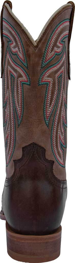 """Women's Twisted X WRAL016 11"""" Rancher Cowgirl Boot, Espresso/Acorn Full Grain Leather, large, image 4"""