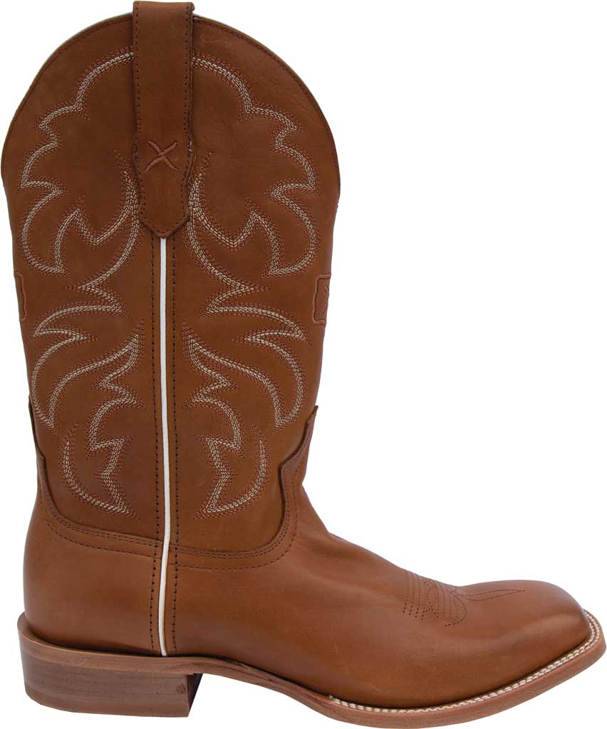 "Men's Twisted X MRAL019 12"" Rancher Cowboy Boot, Cinnamon/Tobacco Full Grain Leather, large, image 2"