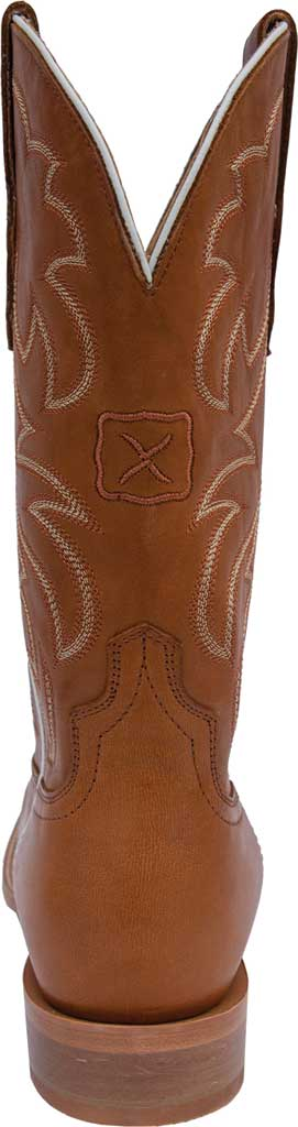 "Men's Twisted X MRAL019 12"" Rancher Cowboy Boot, Cinnamon/Tobacco Full Grain Leather, large, image 4"
