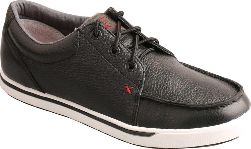 Women's Twisted X WCA0025 Kicks Sneaker, Soft Black Vegetable Tanned Full Grain Leather, large, image 1