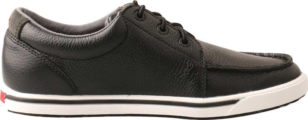 Women's Twisted X WCA0025 Kicks Sneaker, Soft Black Vegetable Tanned Full Grain Leather, large, image 2