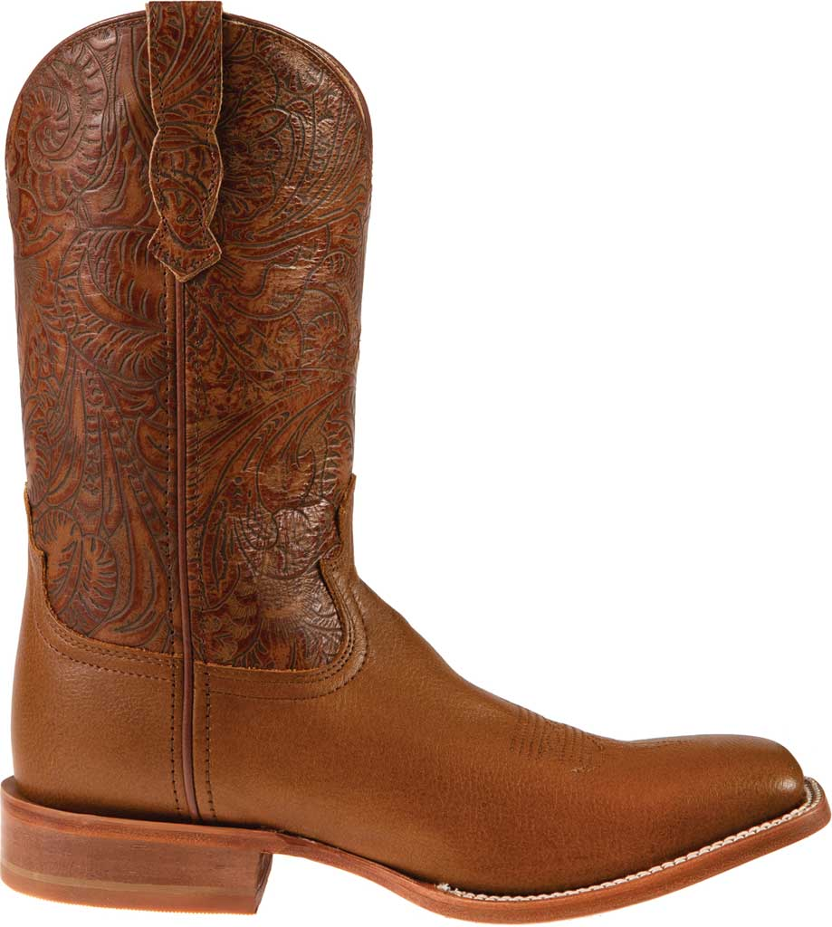 """Women's Twisted X WRAL015 12"""" Rancher Cowgirl Boot, Woodsmoke/Coffee Full Grain Leather, large, image 2"""