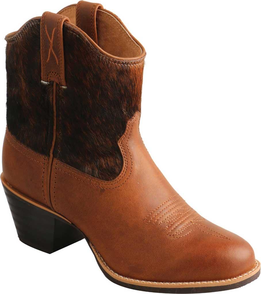 Women's Twisted X WWF0009 Western Fashion Boot, Peanut/Brindle Full Grain Leather, large, image 1