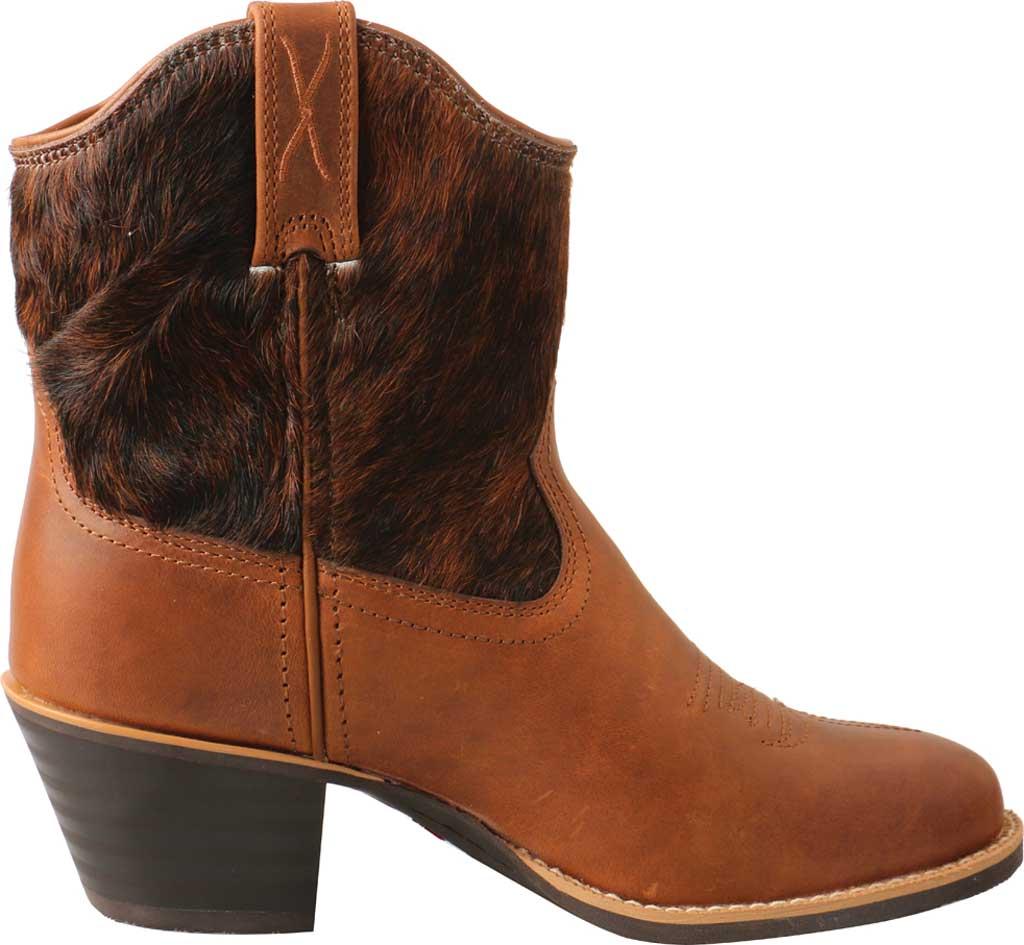 Women's Twisted X WWF0009 Western Fashion Boot, Peanut/Brindle Full Grain Leather, large, image 2