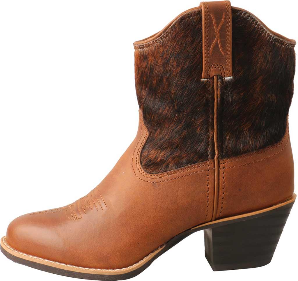 Women's Twisted X WWF0009 Western Fashion Boot, Peanut/Brindle Full Grain Leather, large, image 3