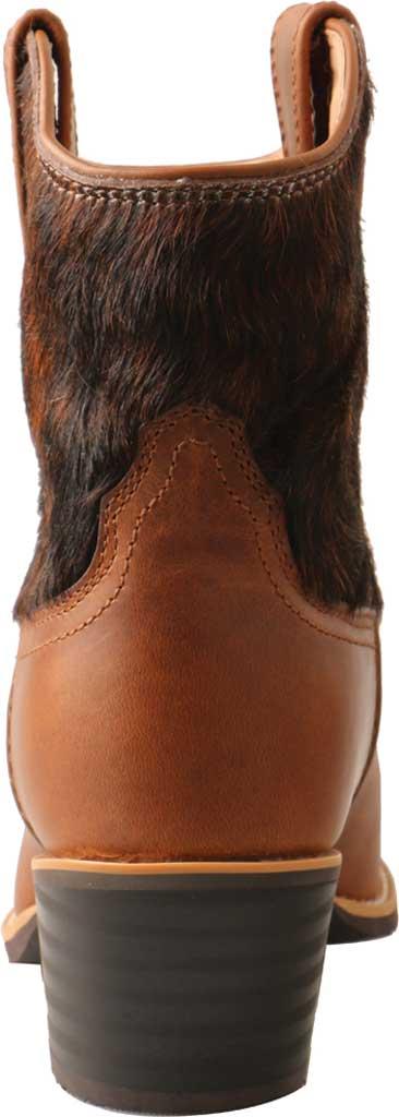 Women's Twisted X WWF0009 Western Fashion Boot, Peanut/Brindle Full Grain Leather, large, image 4
