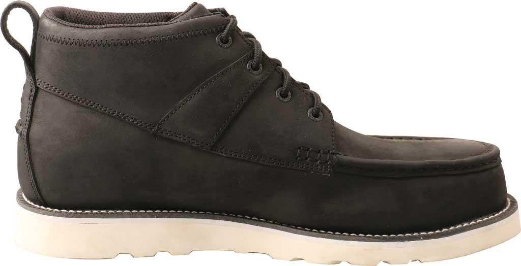 "Men's Twisted X MCAA002 4.5"" Alloy Toe Work Boot, Black/Black Full Grain Leather, large, image 2"