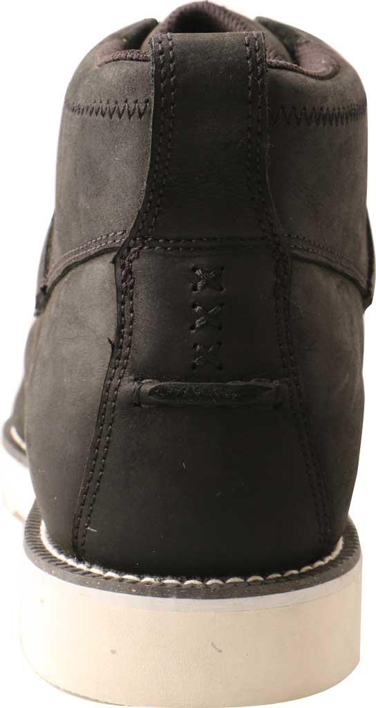 "Men's Twisted X MCAA002 4.5"" Alloy Toe Work Boot, Black/Black Full Grain Leather, large, image 4"