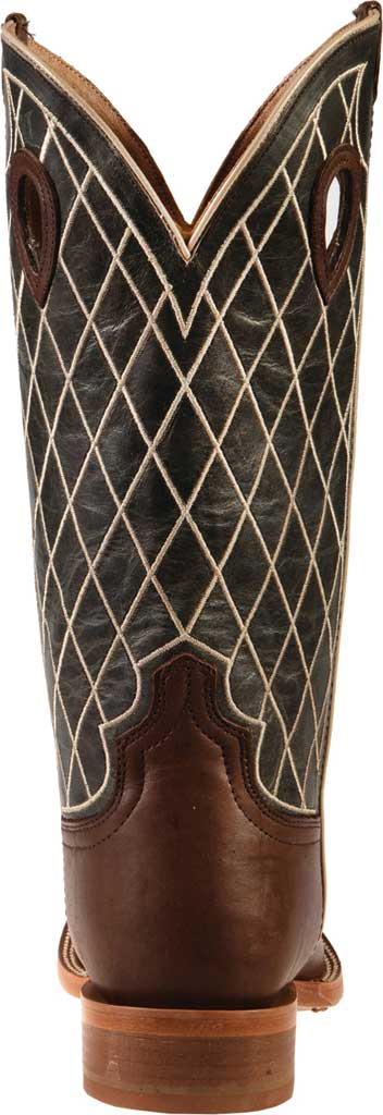 """Men's Twisted X MRSL044 14"""" Ruff Stock Cowboy Boot, Toffee/Charcoal Full Grain Leather, large, image 4"""