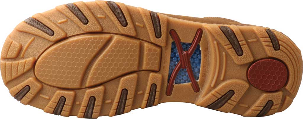 """Men's Twisted X MXC0011 6"""" Moc Toe Boot, Distressed Saddle Full Grain Leather, large, image 5"""