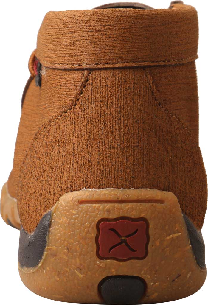 Children's Twisted X YDM0047 Chukka Driving Moc, Clay/Clay Hybrid Performance Leather, large, image 4