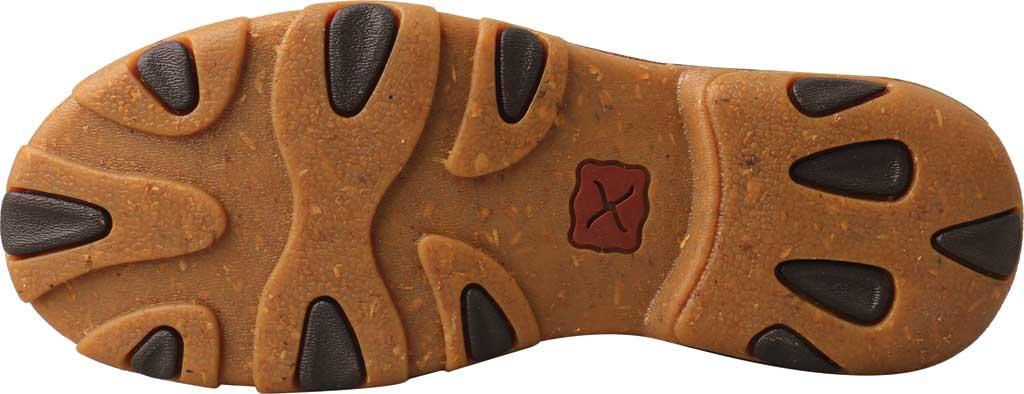 Children's Twisted X YDM0047 Chukka Driving Moc, Clay/Clay Hybrid Performance Leather, large, image 5